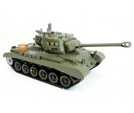 Tank Pershing M26 - RTR 1/16 Scale