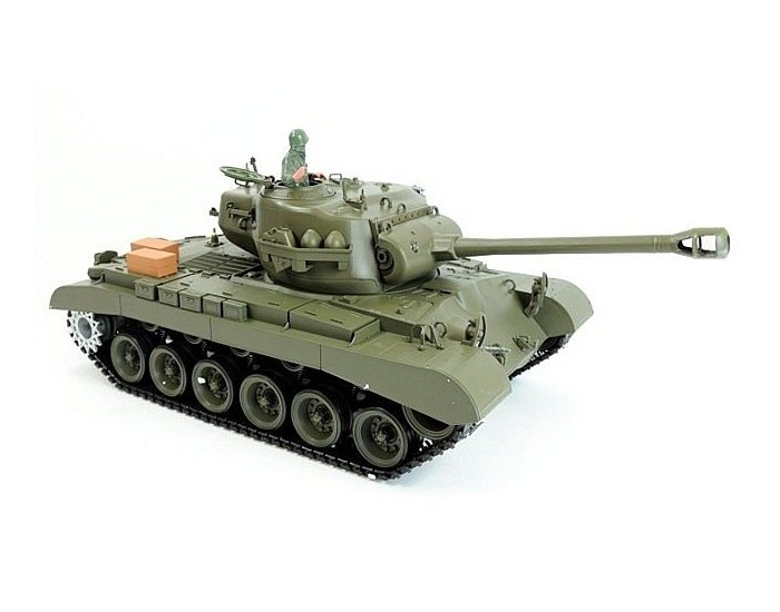 Tank Pershing M26 - RTR 1/16 Scale (Smoke and Sound)