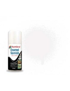 49 Enamel Varnish Matt - 150ml Spray Varnish