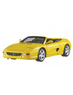 Ferrari F355 Spider 1995 - Yellow