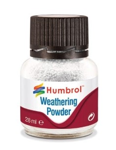 Weathering Powder Black - 28ml