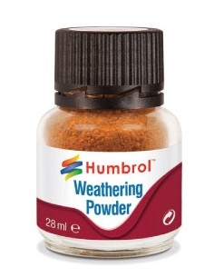 Weathering Powder Dark Earth - 28ml