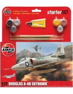 Airfix Douglas A-4B Skyhawk Starter Set