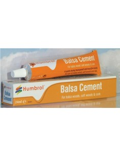 Humbrol Balsa Cement Glue - Tube 24ml
