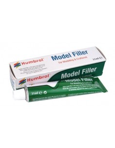 Humbrol Model Filler - Tube 31ml