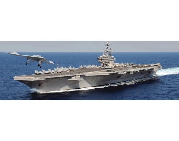 USS George H. W. Bush CVN-77