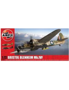 Airfix Bristol Blenheim Mk.IVF