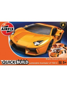 QUICK BUILD Lamborghini Aventador LP700-4