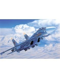 "Sukhoi SU-27 D ""Sea Flanker"""