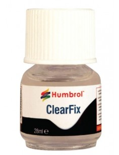 Humbrol - AC5708 - Clearfix - 28ml Bottle  - Hobby Sector