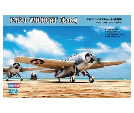F4F-3 Wildcat (LATE)