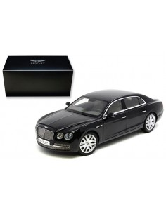 Kyosho Diecast - 8891DBK - Benttley Flying Spur W12 2012 - Diamond Black  - Hobby Sector
