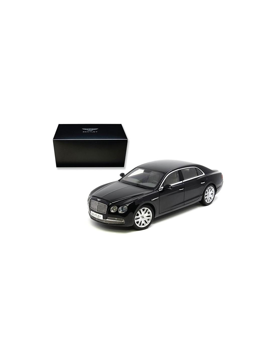 2012 Bentley Flying Spur W12 Diamond Black