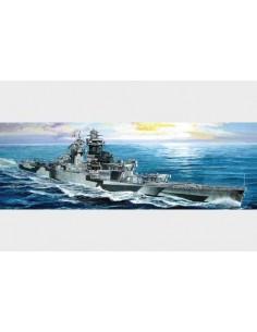 French Battle Ship Richelieu 1943