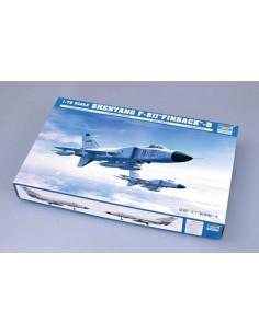 "Shenyang F-8II""Finbakc""-B"