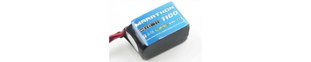 Baterias LiFe para modelos RC