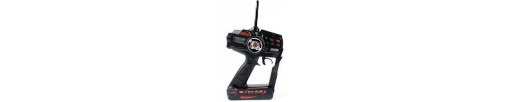Radios for RC models