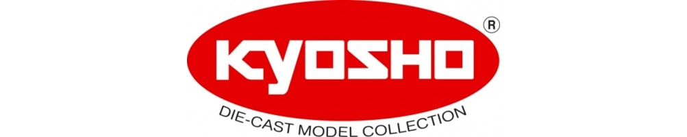 1/18 Kyosho diecast and scalemodels.