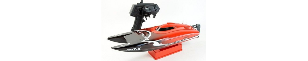 Radio Control (RC) Boats