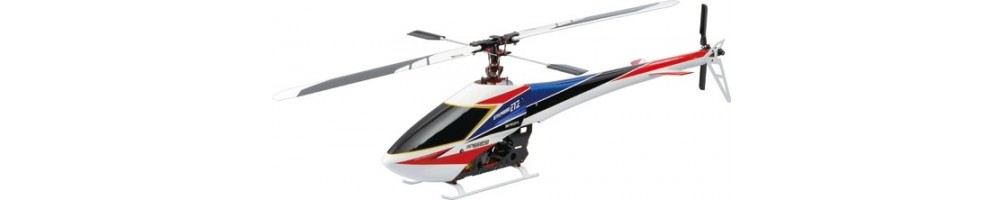 Radio Control (RC) Helicopters