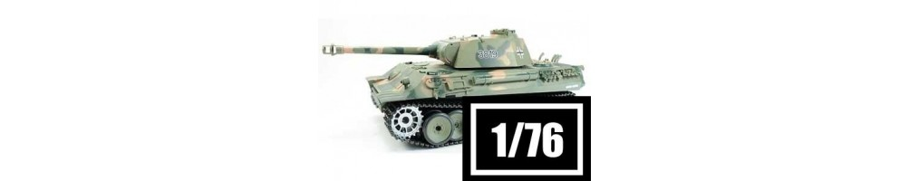 1/76 scale tanks model kits