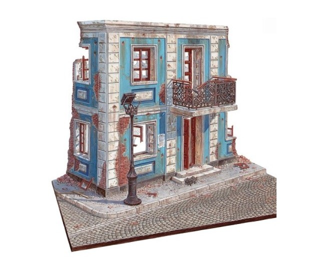Buildings and Dioramas