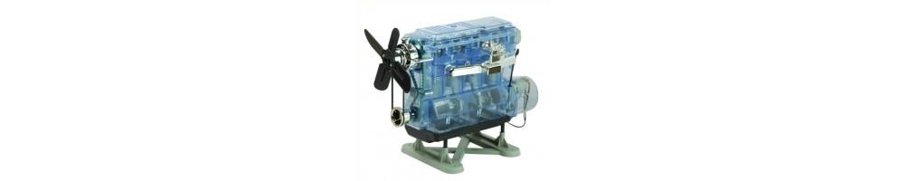 Engines model kits
