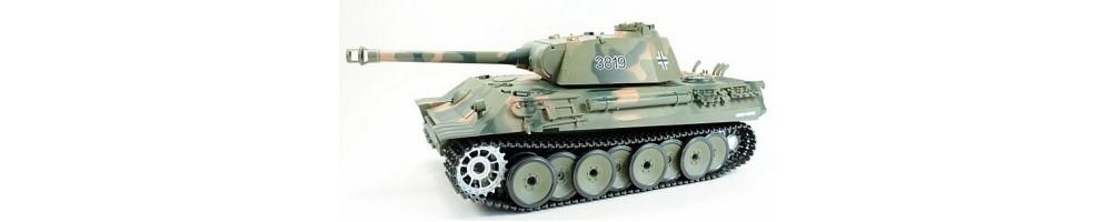 Radio Control (RC) Tanks