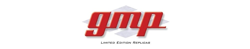 GMP diecast models