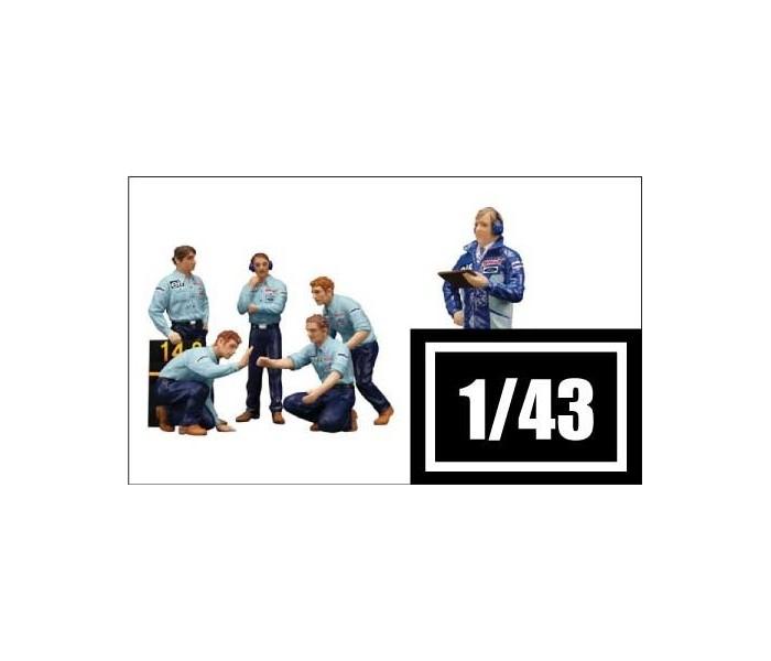 1/43 Figurines