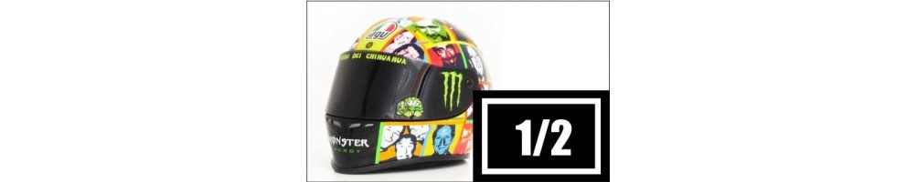 1/2 Helmets