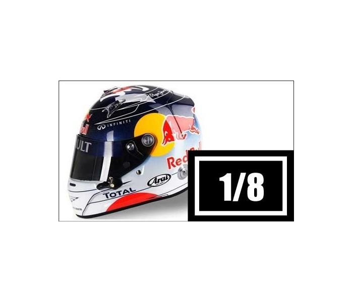 1/8 Helmets
