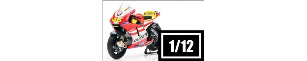 1/12 diecast and resin scale model bikes miniatures - HOBBYSECTOR Model Shop