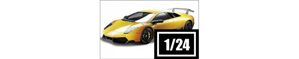 1/24 diecast and resin scale model car miniatures - HOBBYSECTOR Model Shop