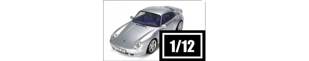 1/12 diecast and resin scale model car miniatures - HOBBYSECTOR Model Shop