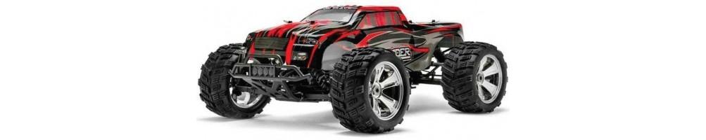 Monster Trucks eléctricos de radiomodelismo