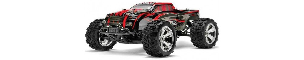 RC Electric Monster Trucks radio control models