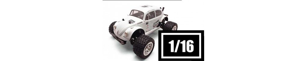 Electric RC Cars 1/10 Scale Off-Road