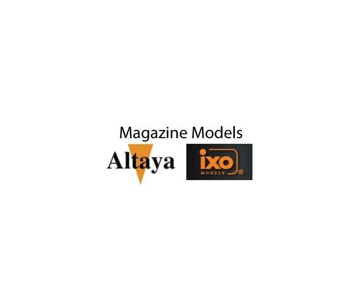Altaya IXO Models