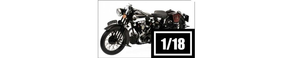 1/18 diecast and resin scale model bikes miniatures
