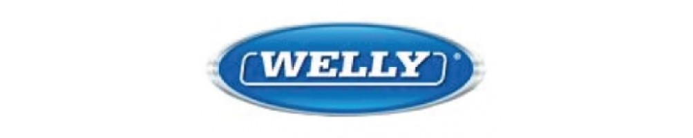 Welly diecast models 1/18 scale