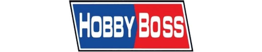 Hobby Boss kits de tanques em plástico escala 1/35