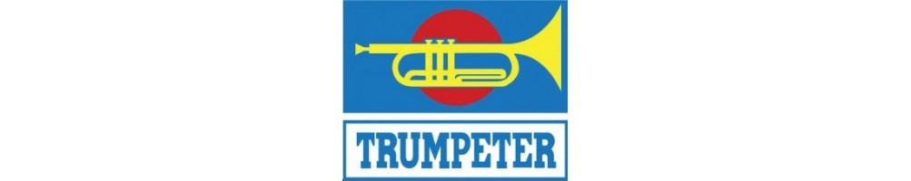 Trumpeter kits de navios em plástico escala 1/700