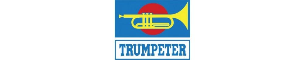 Trumpeter kits de navios em plástico escala 1/350