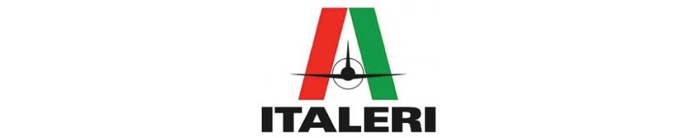 Italeri kits de aviões em plástico escala 1/48.