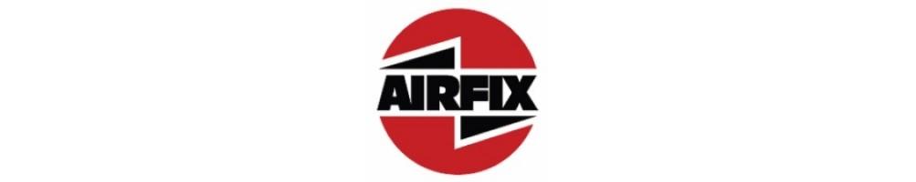 Airfix kits de edifícios e dioramas em plástico escala 1/76
