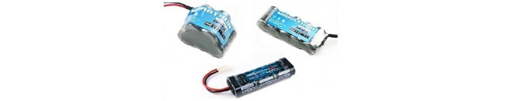 Baterias para modelos RC