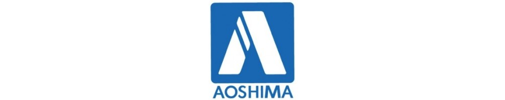Aoshima 1/24 cars plastic model kits