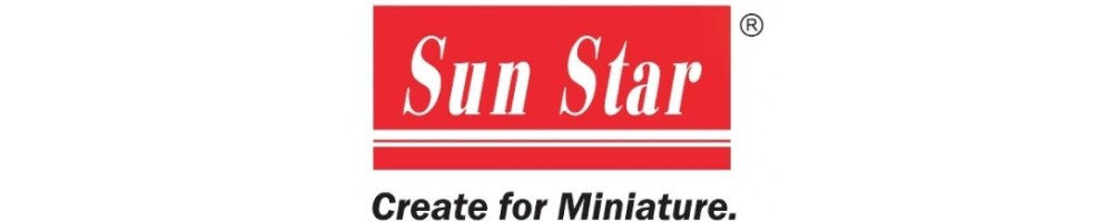 Miniaturas 1/18 Sunstar