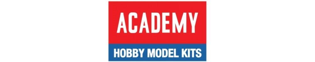 Academy kits de carros em plástico escala 1/24